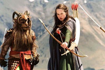 Chronicles of Narnia, The: The Lion, the Witch and the Wardrobe - Susan v boji