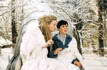 Chronicles of Narnia, The: The Lion, the Witch and the Wardrobe - Biela čarodejnica zvádza Edmonda