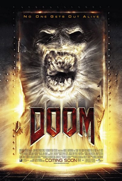 Doom - Poster 1