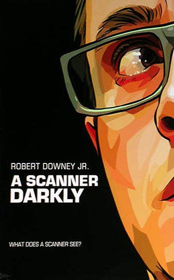 Scanner Darkly, A - Poster - Robert Downey Jr.