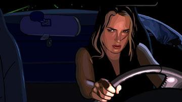 Scanner Darkly, A - Donna v aute