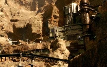 Doom - Výskumná stanica Olduvai