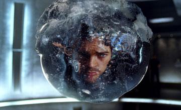 Doom - John krátko pred teleportáciou