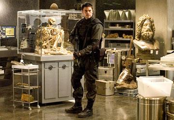 Doom - John v laboratóriu