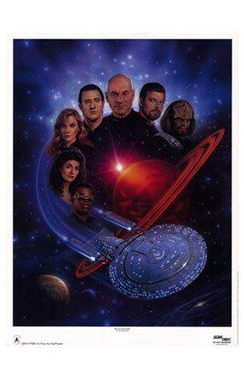 Star Trek: The Next Generation - Poster