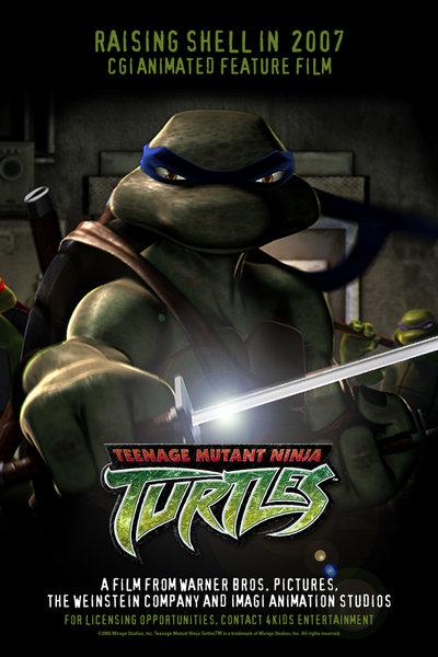 Teenage Mutant Ninja Turtles - Poster - Teaser