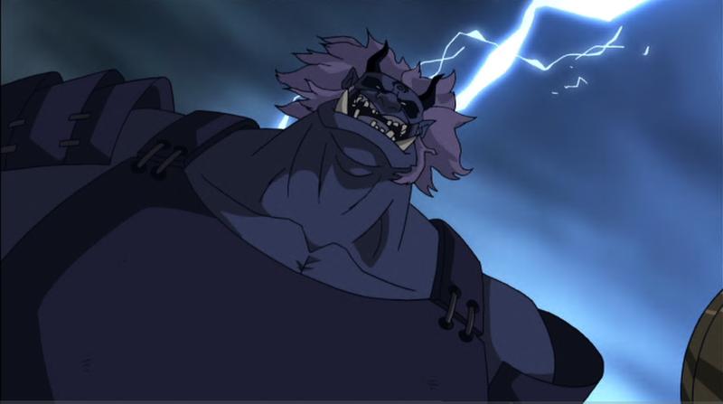 Hellboy: Sword of Storms - Démon búrky