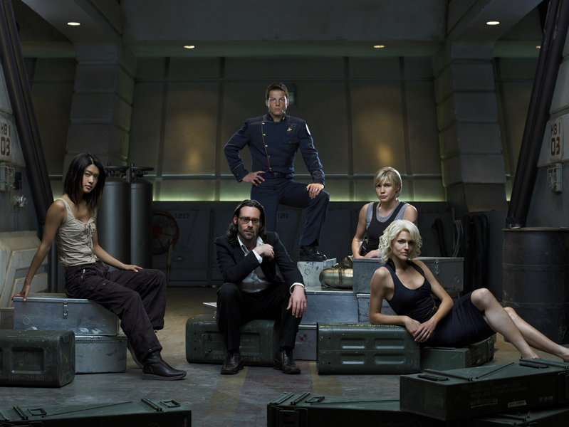 Battlestar Galactica - 3. séria - mladé postavy