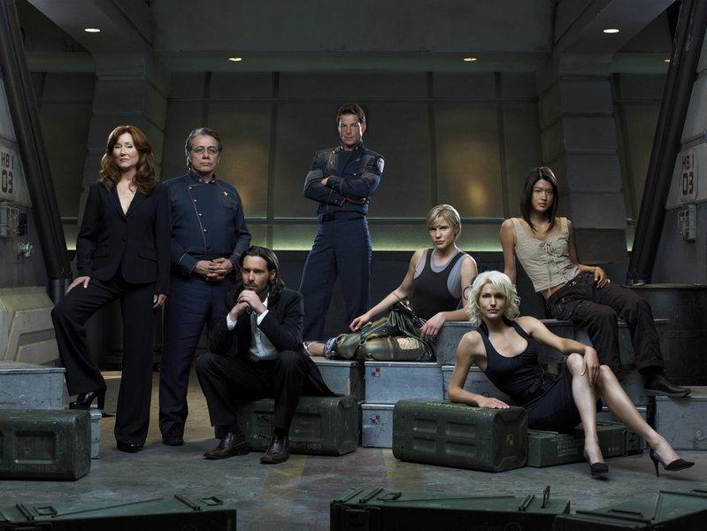 Battlestar Galactica - 3. séria - hlavné postavy