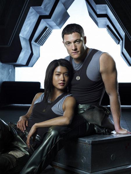 Battlestar Galactica - 3. séria - Boomer a Helo