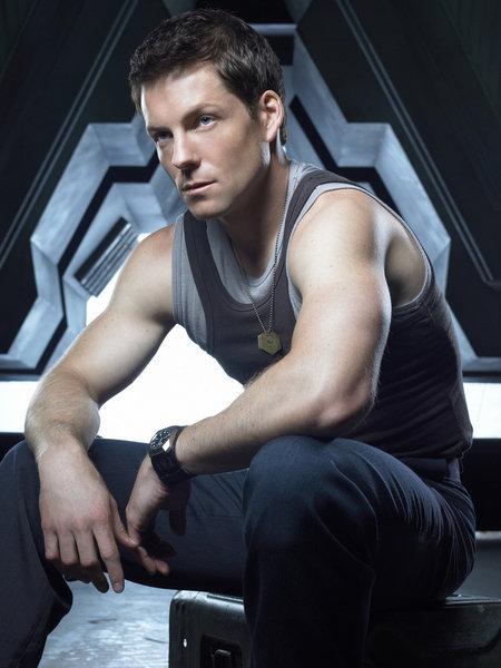 Battlestar Galactica - 3. séria - Apollo