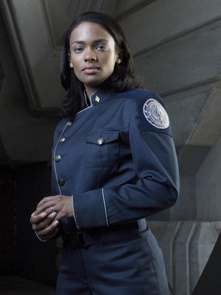 Battlestar Galactica - 3. séria - Dualla