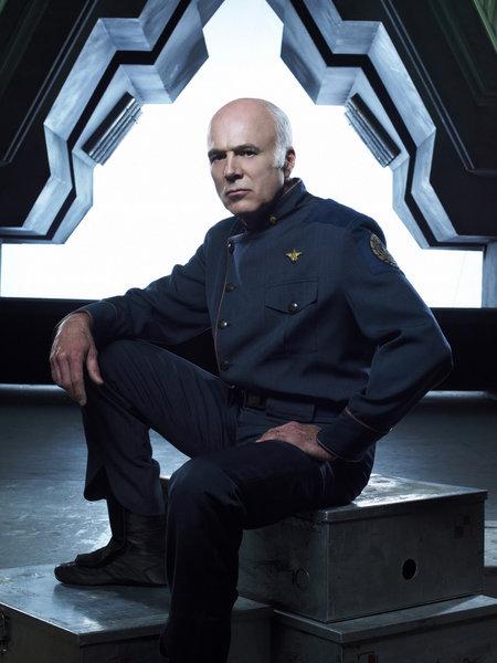 Battlestar Galactica - 3. séria - Tigh