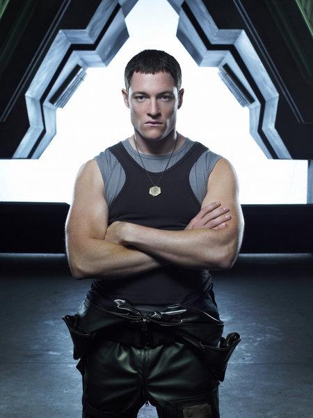 Battlestar Galactica - 3. séria - Helo