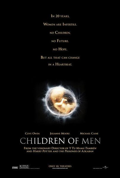 Children on Men - Poster