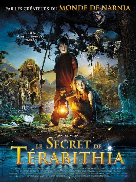 Bridge to Terabithia - Poster - 2 (francúzsky)