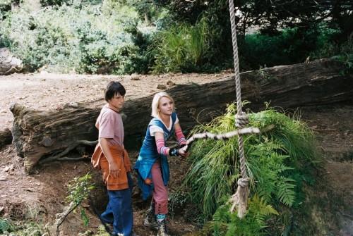 Bridge to Terabithia - Jesse a Leslie a lano
