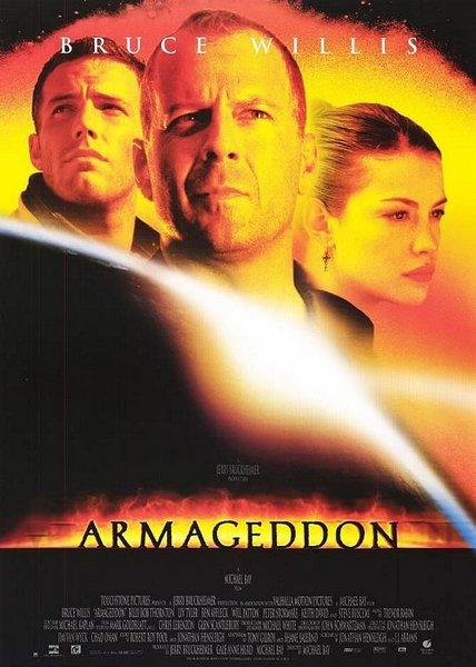 Armageddon - Poster 1