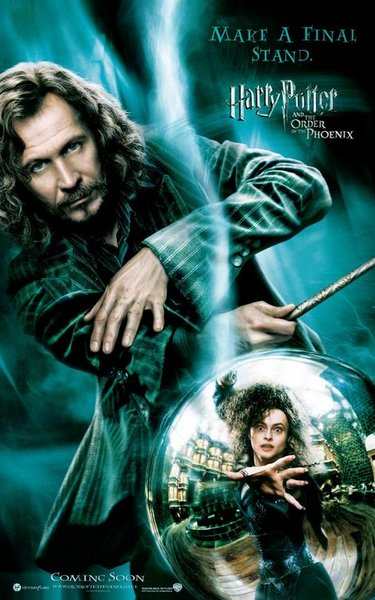 Harry Potter and the Order of Phoenix - 07