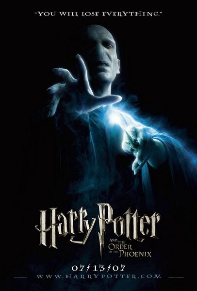 Harry Potter and the Order of Phoenix - 01