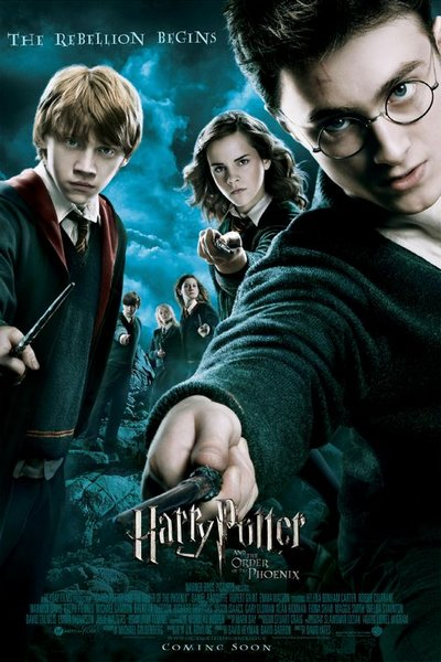 Harry Potter and the Order of Phoenix - 10