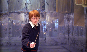 Harry Potter and the Order of Phoenix - 011 - Ron