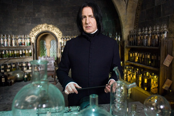 Harry Potter and the Order of Phoenix - 018 - Snape