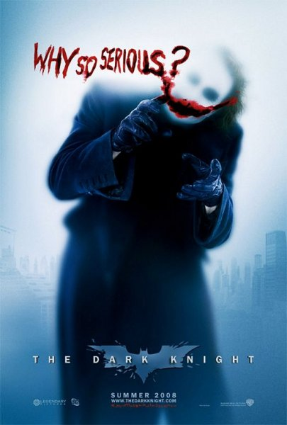 Dark Knight, The - Poster - 4