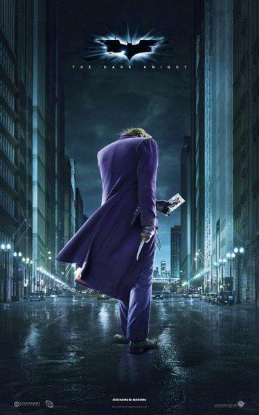 Dark Knight, The - Poster - 3