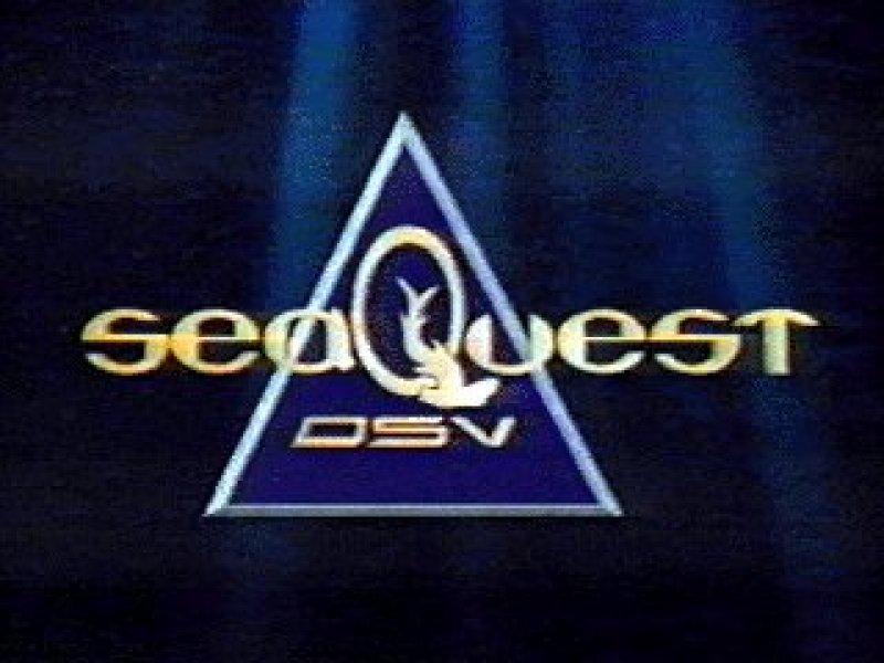 SeaQuest DSV - Logo