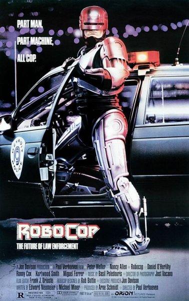 Robocop - Poster