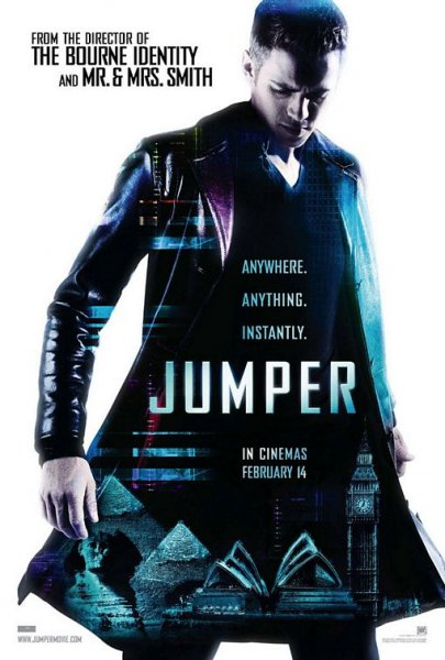 Jumper - Poster 2
