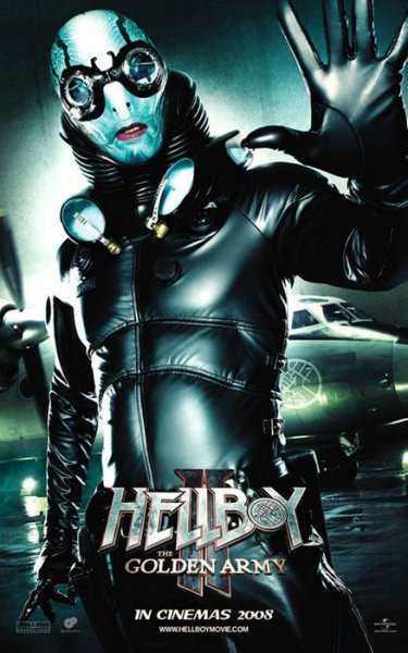 Hellboy 2 - Poster - 5