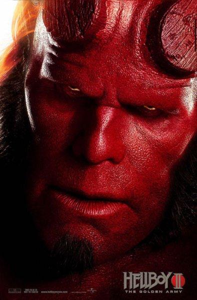 Hellboy 2 - Poster - Hellboy