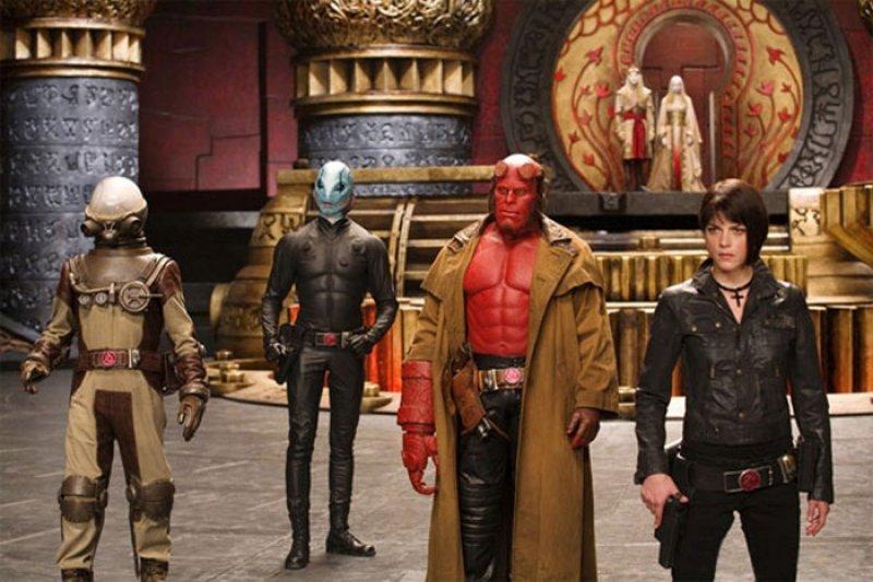Hellboy 2 - Foto - Hrdinovia