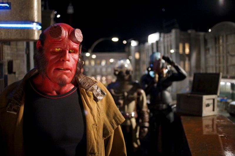Hellboy 2 - Foto - Hellboy