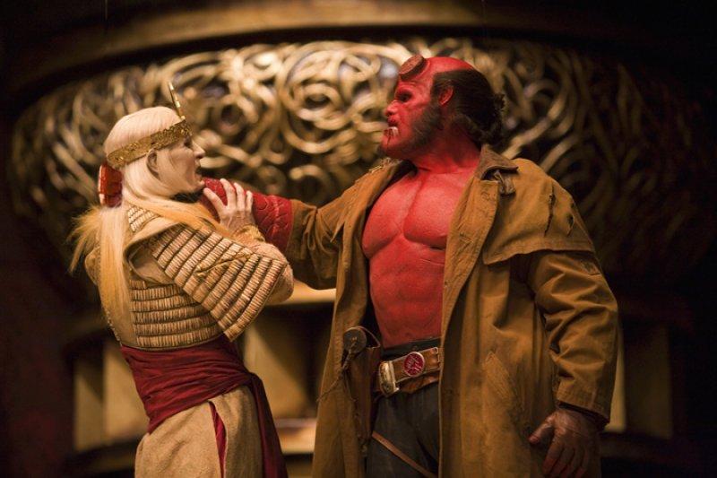 Hellboy 2 - Foto - Hellboy a elf