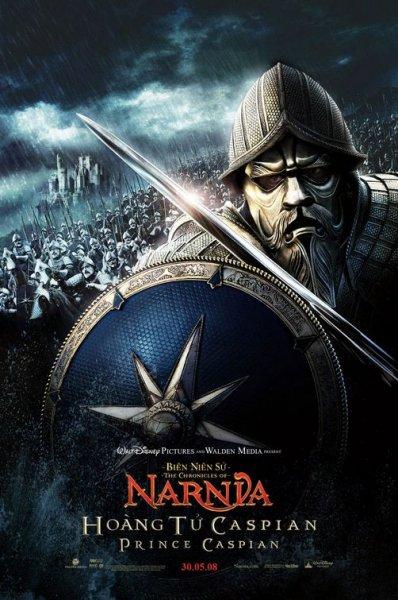Kroniky Narnie: Princ Kaspián - Poster - 6