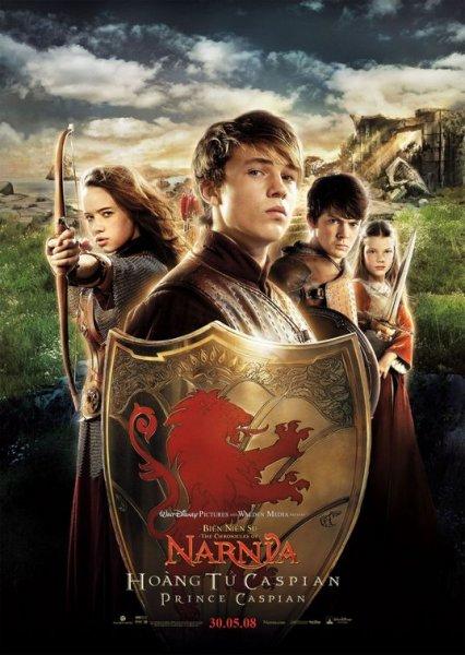 Kroniky Narnie: Princ Kaspián - Poster - 5