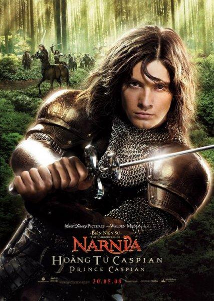 Kroniky Narnie: Princ Kaspián - Poster - 4