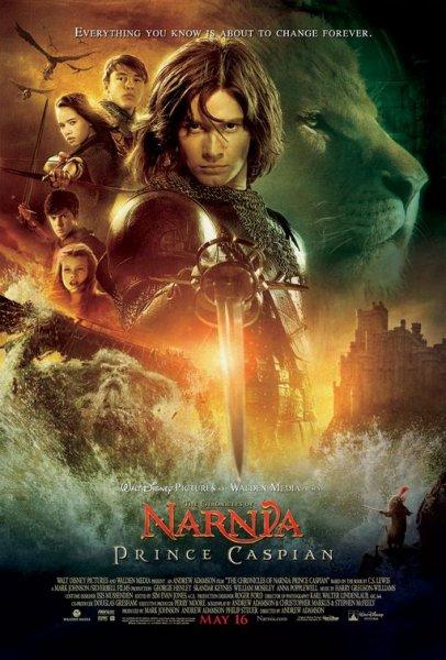 Kroniky Narnie: Princ Kaspián - Poster - 2