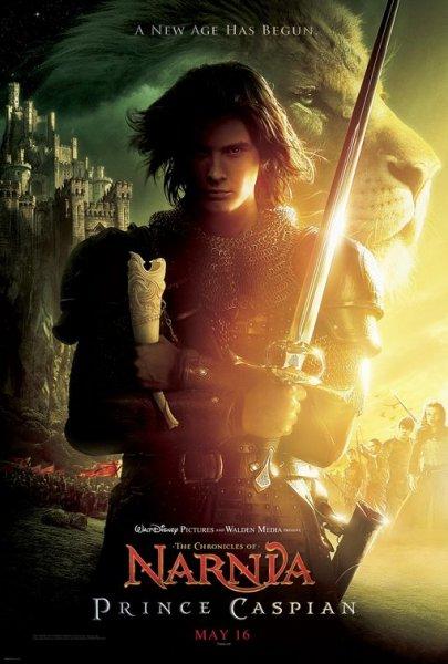 Kroniky Narnie: Princ Kaspián - Poster - 1