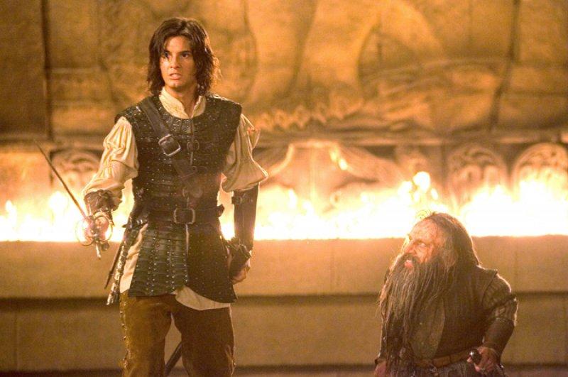 Kroniky Narnie: Princ Kaspián - Kaspián a Nikabrik