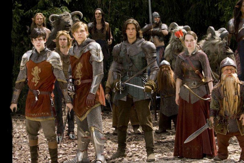 Kroniky Narnie: Princ Kaspián - Naši hrdinovia