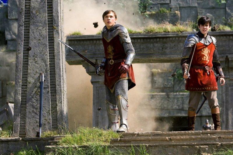 Kroniky Narnie: Princ Kaspián - Peter a Edmund