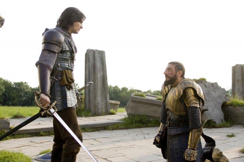 Kroniky Narnie: Princ Kaspián - Miraz porazený