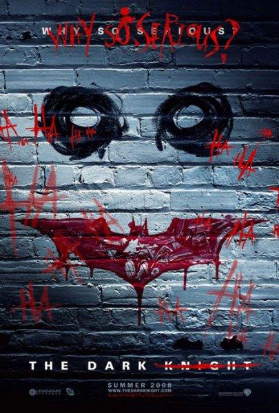Dark Knight, The - Poster - Joker Version - 1