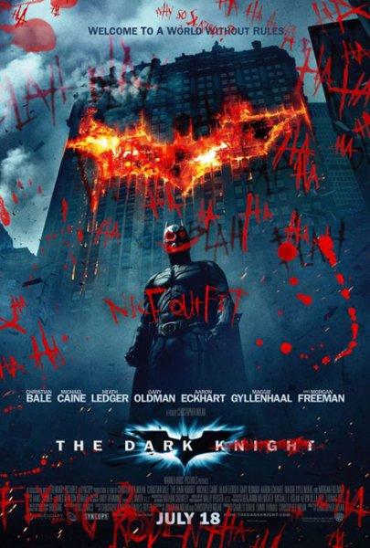 Dark Knight, The - Poster - Joker Version - Final