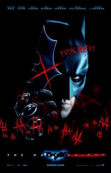 Dark Knight, The - Poster - Joker Version - Batman
