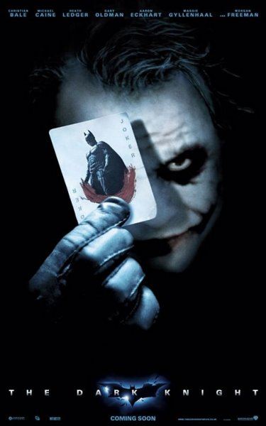 Dark Knight, The - Poster - Joker